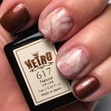 Japanese Marbling Gel Manicure