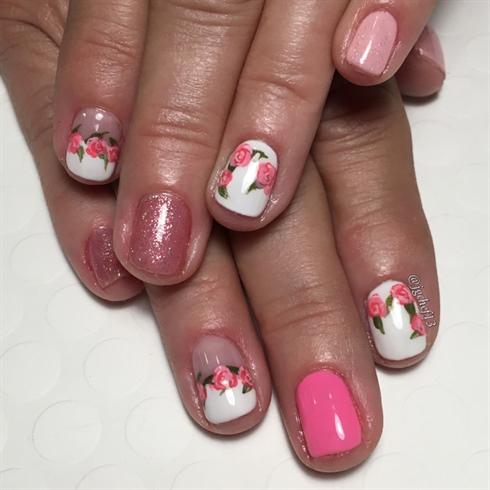 Sweet Pink Roses
