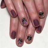 Dreamy Birthday Gel Manicure