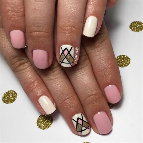 Art Deco Nail Art Gallery