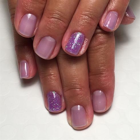 Sheer Lavender