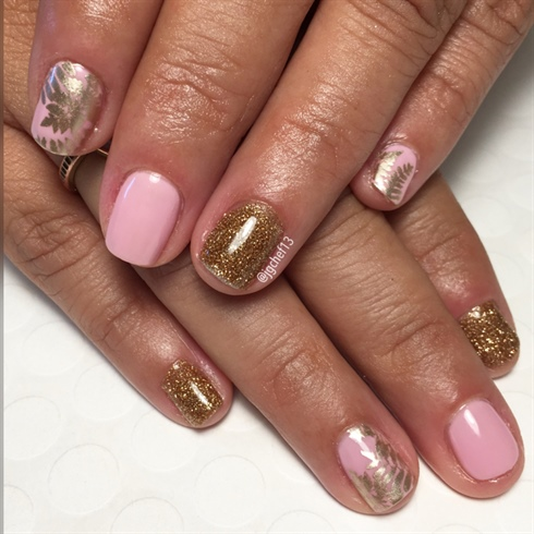 Elegant Hawaii Manicure