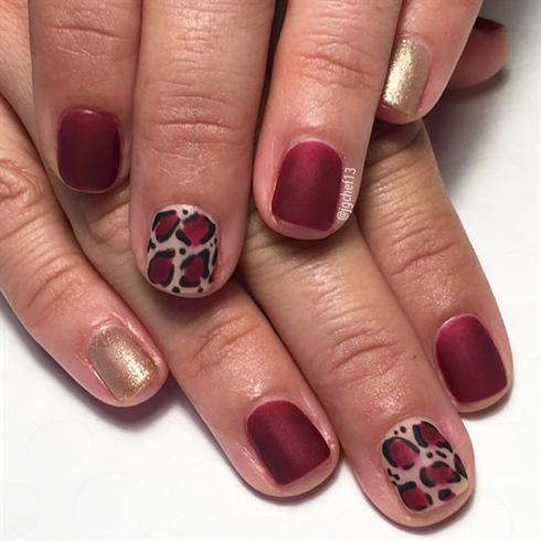 Sexy Matte Leopard