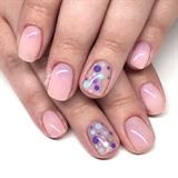 Embedded Spring Glitter