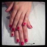CND Shellac Manicure!