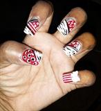 Nails gone wild