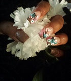 Coco and Cherry Blossom