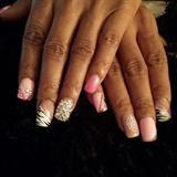 Graceful pink