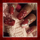 Redd Glitter....my Love