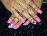 Nails by Jekeia aka Jade...Free style