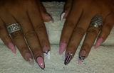 Almond Blush Pink