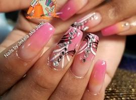 Nail art style nails magazine nails by jekeia aka jade prinsesfo Choice Image