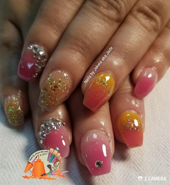 Nails by Jekeia aka Jade - Nail Art Gallery