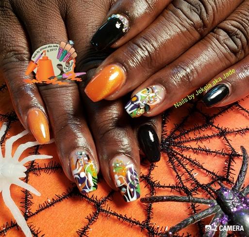 Nails by Jekeia aka Jade