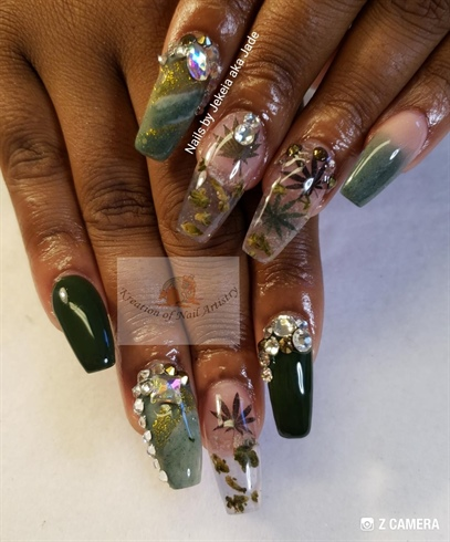 Nails by Jekeia aka Jade