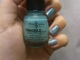 China Glaze crackle