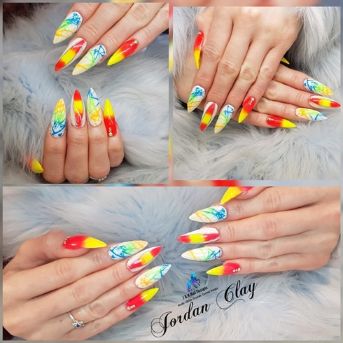 Jeffrree Star Nails