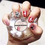mickey&minnie nails