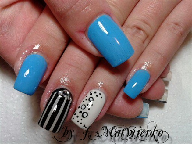 Mira by jmatvijenko from Nail Art Gallery