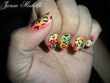 Sponged Cheetah