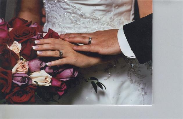 Whitney's bridal nails