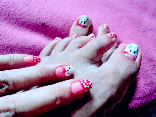 HK Nail Art!