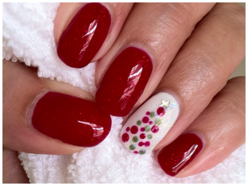 CND Shellac In Ruby Ritz