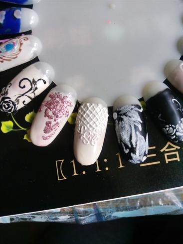Baroque Nail