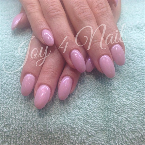 Gel Nagels Pink