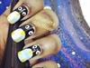 Penguin 🐧 Nail Art
