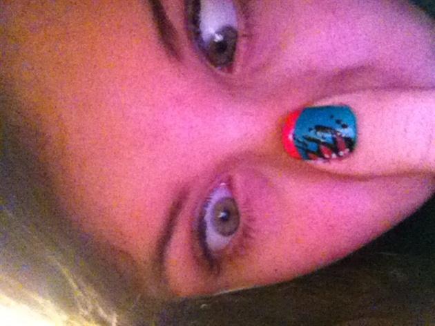 My Nail art and me