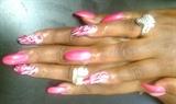 Pink crazy