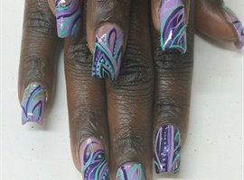 passionate by Joy of Nails by Joy