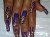 Studded Purple Rain