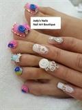 Wedding Nails & Toes