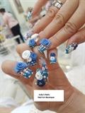 3d Winter Nails