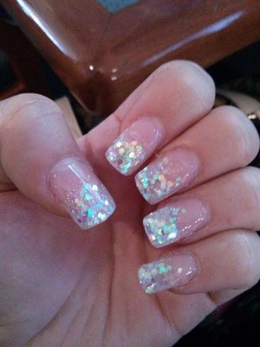 Glitter Fade Tip