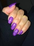 Purple Gel Mani💅🏻