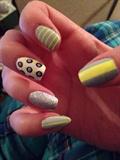 Matte Finish Nails