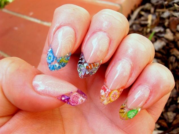 Mini Pointed Edge Nails