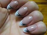 Basic French with Fine Striper Flicks