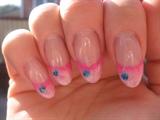 Pink & Blue Tips
