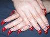 Red Tip Floral Design