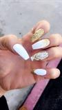White & Gold ✨