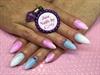 Ombré Acrylic Nails