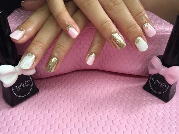 Natural Nails And Gellyfit:)