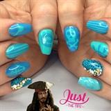 Esquimalt Pirate Nails