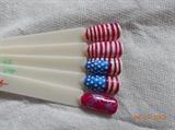 4th of July Celebration Manicure
