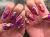 Sharpie Nail Design!