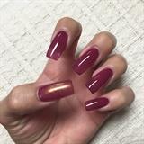 Violet Jelly Polish